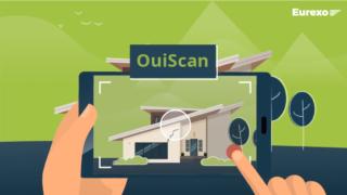 Eurexo optimise le parcours assuré et le coût de traitement d'un sinistre sécheresse avec sa solution OuiScan.